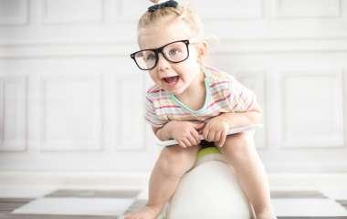 Как отучить ребёнка от памперсов. Советы психолога