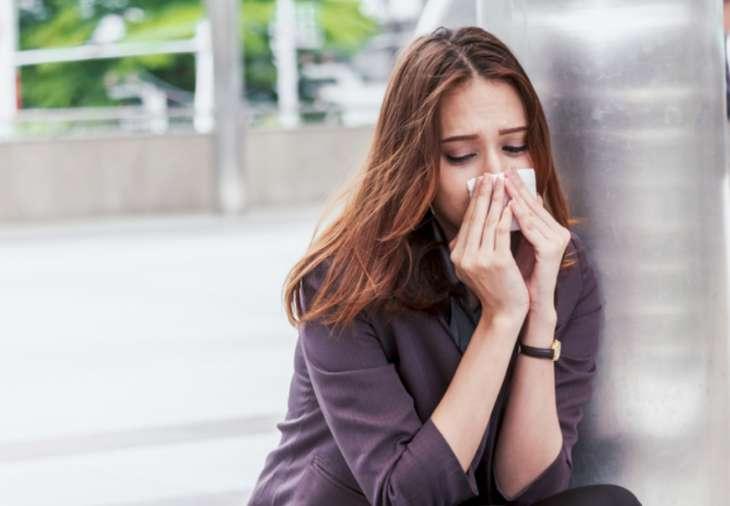 Сезонная аллергия: причины, симптомы, как лечить