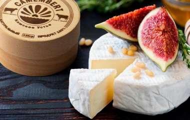 3 необычных рецепта с сыром камамбер