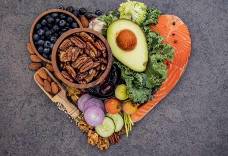 Полезный рацион: ТОП-10 супер-продуктов для здоровья сердца