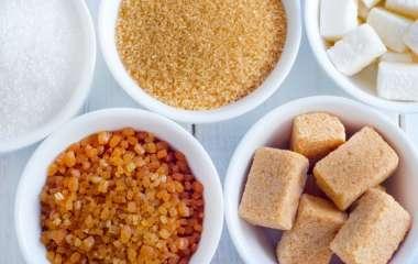 Вкусные 5 продуктов, которыми можно заменить сахар