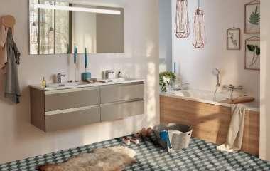 5 простых способов освежить интерьер ванной комнаты