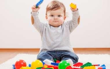 Развитие ребенка раннего возраста
