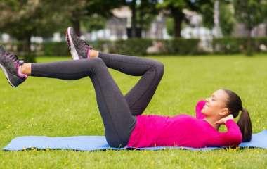 4 эффективных упражнения для ягодиц