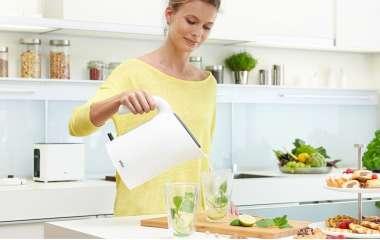 Электрочайник Braun - безопасный и надёжный кухонный помощник