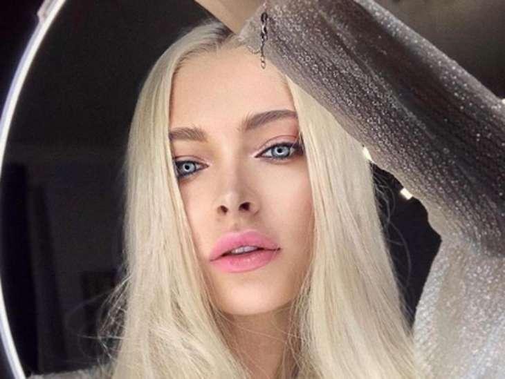 Алена Шишкова снова стала блондинкой