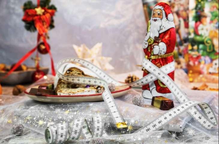 Правильное питание: как не набрать лишний вес во время зимних праздников?