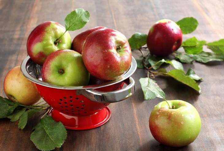 Названы три малоизвестных факта о пользе яблок