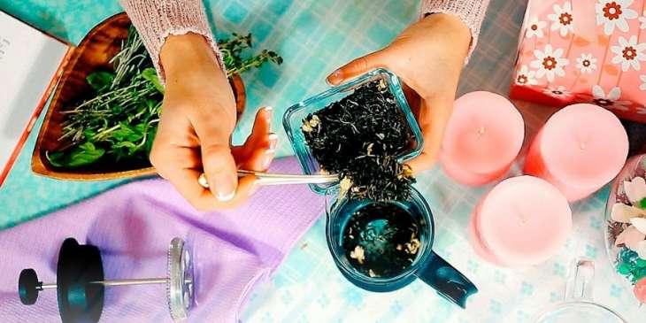 Сборы трав для чистоты кожи