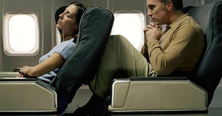 Комплекс упражнений для снятия стресса и отеков после перелета