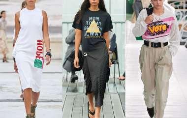Какие будут модные тенденции осени