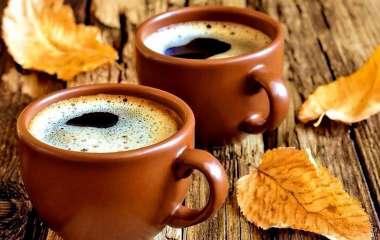 Топ-5 рецептов кофе для холодной осени