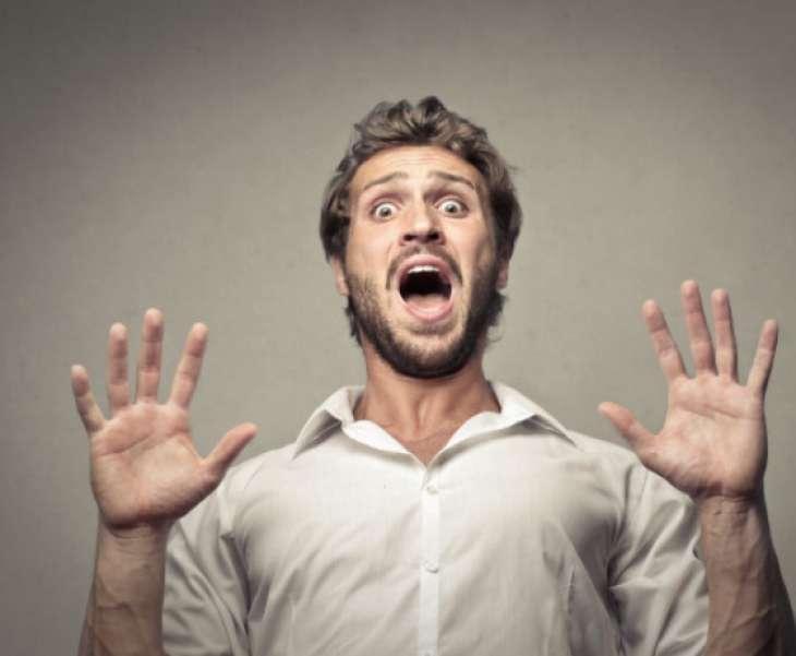 Чего боятся мужчины: 5 вещей, которые напугают даже самого сильного