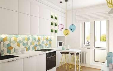 Дизайнерские идеи: как освежить интерьер кухни без ремонта