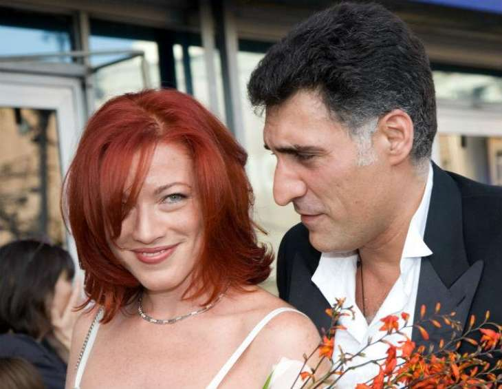 Отец Алены Хмельницкой обрадовался, узнав о ее разводе с Тиграном Кеосаяном