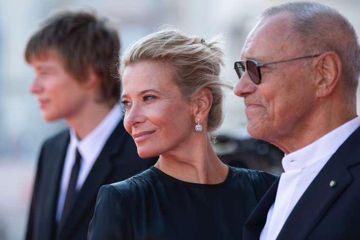 Родственники поддержали Андрея Кончаловского на премьере нового фильма