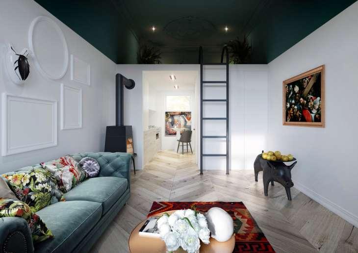 7 стилей интерьера, которые лучше остальных подходят для маленьких квартир