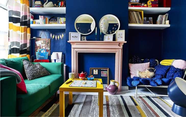 6 советов, которые помогут добавить в интерьер яркие краски