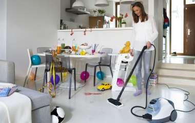 Быстрая и эффективная уборка дома
