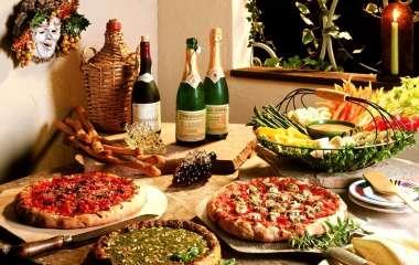 Традиционные итальянские блюда, которые вы сможете приготовить в домашних условиях