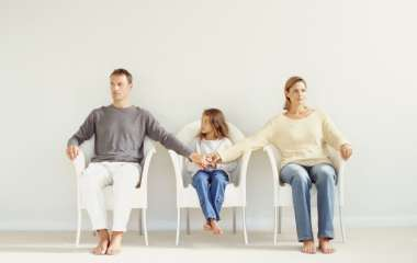 Папа и дети после развода: тактика мамы