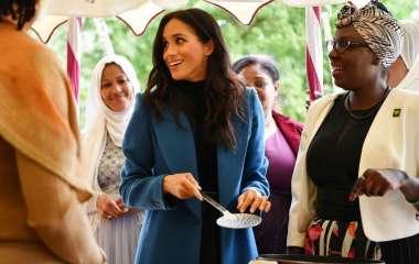 К чаю: что королевские особы предпочитают есть на полдник