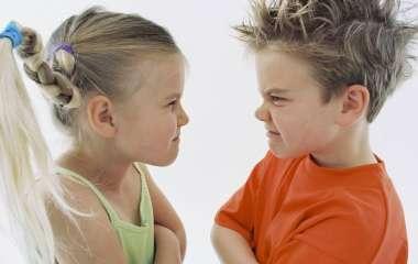 5 способов справиться с детской агрессией