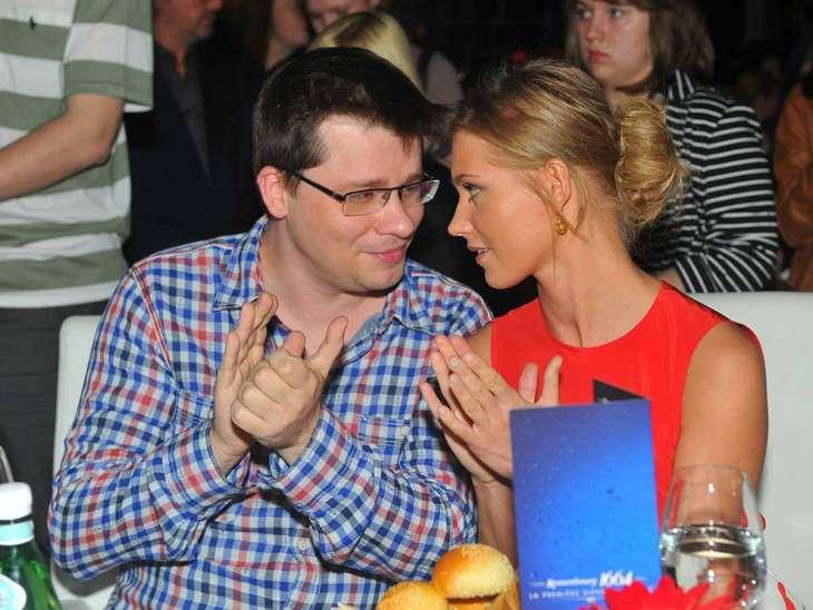 Гарик Харламов и Кристина Асмус воссоединились на дне рождения своей дочери