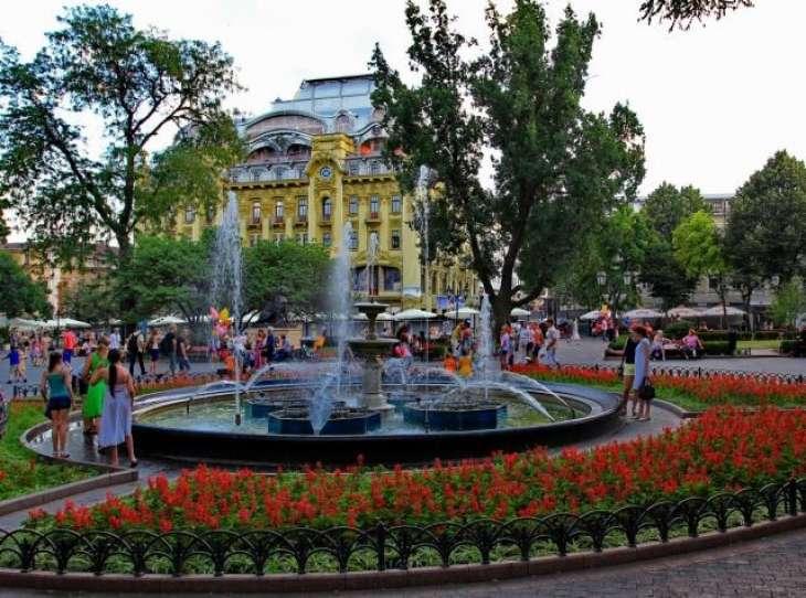 Театральная афиша Одесского Gorsad
