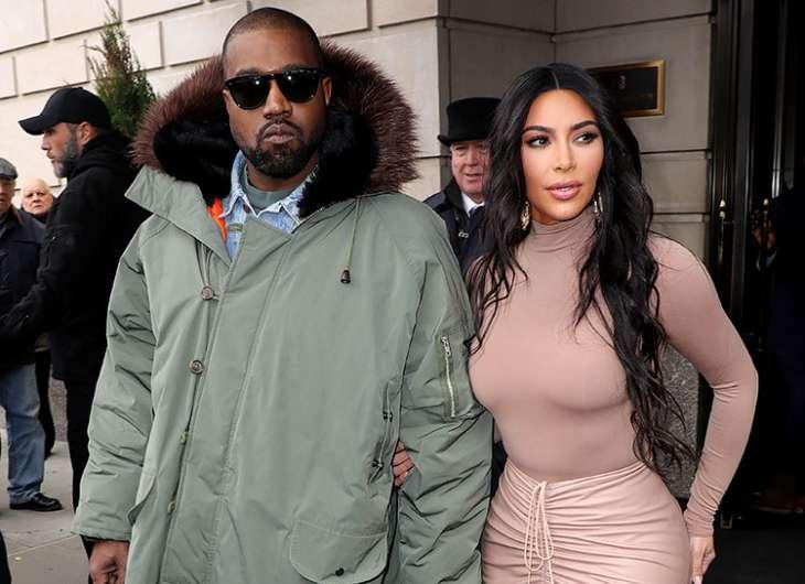 Ким Кардашьян вернулась в Instagram после новостей о разводе с Канье Уэстом