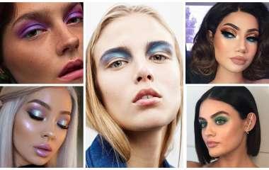 Топ-7 главных трендов макияжа осень-зима 2019
