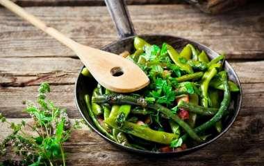 3 вкусных и полезных блюда со стручковой фасолью