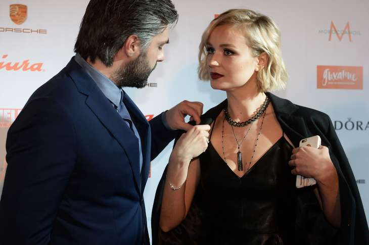 Дмитрий Исхаков зазывает клиентуру снимком обнаженной экс-супруги Полины Гагариной