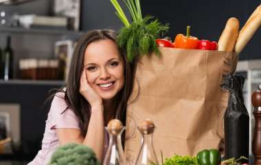 Бесшлаковая диета для похудения
