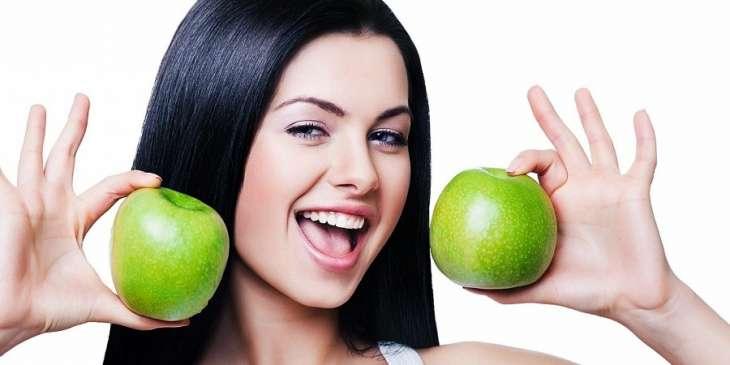 Яблочная диета