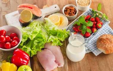 Сбалансированное питание — залог здоровья женщины