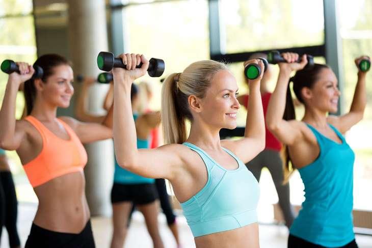 Фитнес по типу фигуры