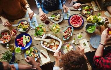 «Отдай врагу»: правила низкокалорийного ужина
