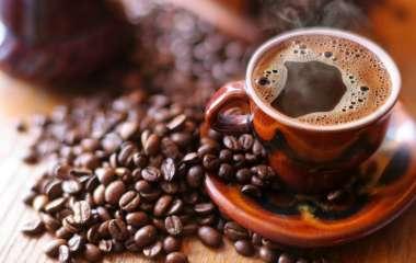 Кофе в букете – оригинальный подарок