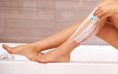 Как убрать раздражение на коже после бритья?