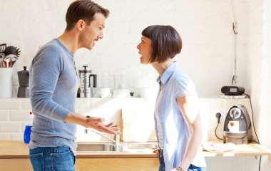 Частые ссоры с супругом: причины появления проблемы и способы её решения