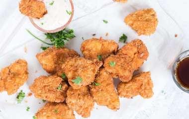 Простые рецепты куриных наггетсов