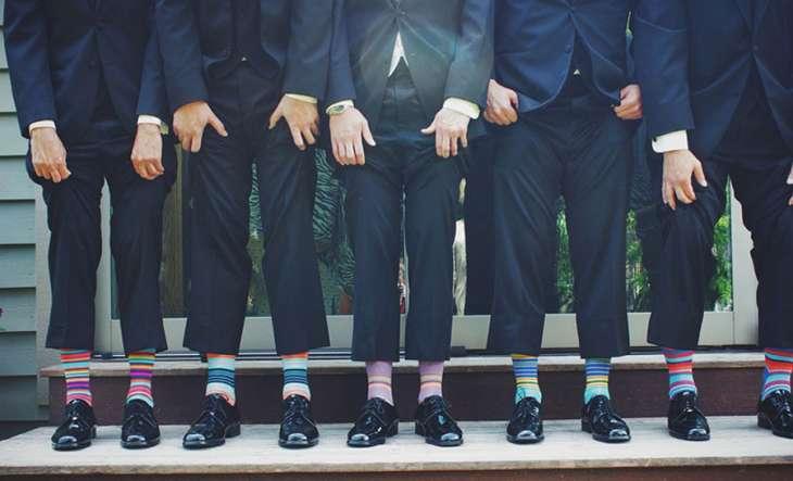 Как подобрать носки мужчине на подарок
