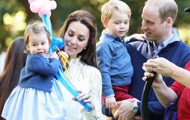 В сети появился новый портрет принца Джорджа