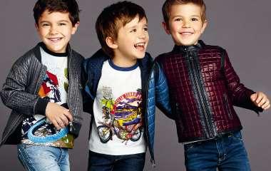 Детская одежда в интернет-магазине
