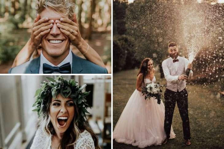 Секрет красивых свадебных фото: молодоженам на заметку