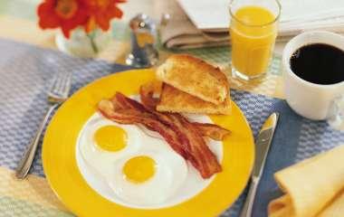 Завтрак — эффективный способ не терять здоровье
