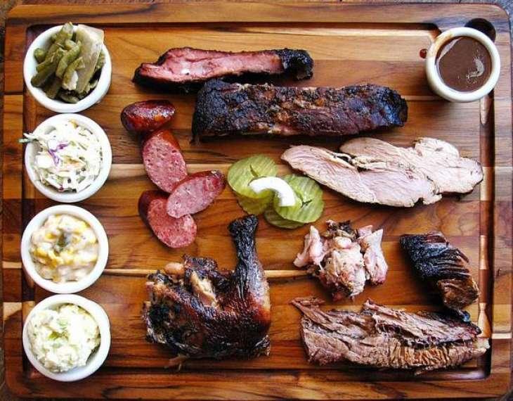 10 лучших рецептов для барбекю во дворе