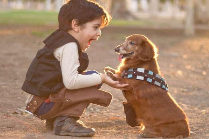 6 причин завести ребенку питомца