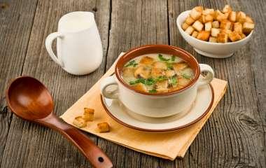 Горячие блюда: рецепты приготовления осенних супов